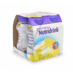 Nutridrink Vanille 4x200ml