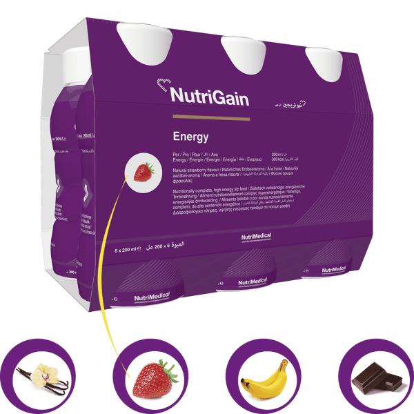 Nutrigain Energy Chocolade