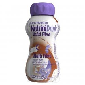 Nutrinidrink Multi Fibre - Chocolade - 1x200ml