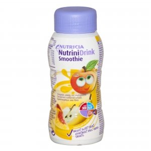 Nutrinidrink Smoothie - Zomerfruit - 1x200ml