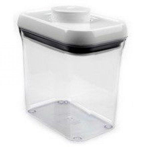 Oxo Box Luchtdicht-(3) Vierkant 1 liter