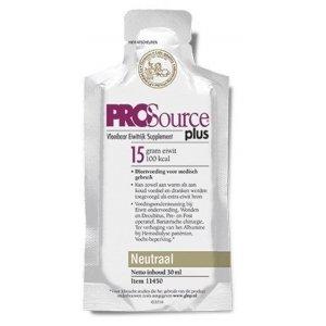 PROSource Plus - Neutraal - Sachet 30 ML