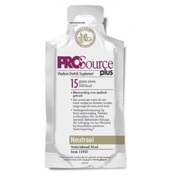 PROSource Plus - Neutraal - Sachet 30 ML