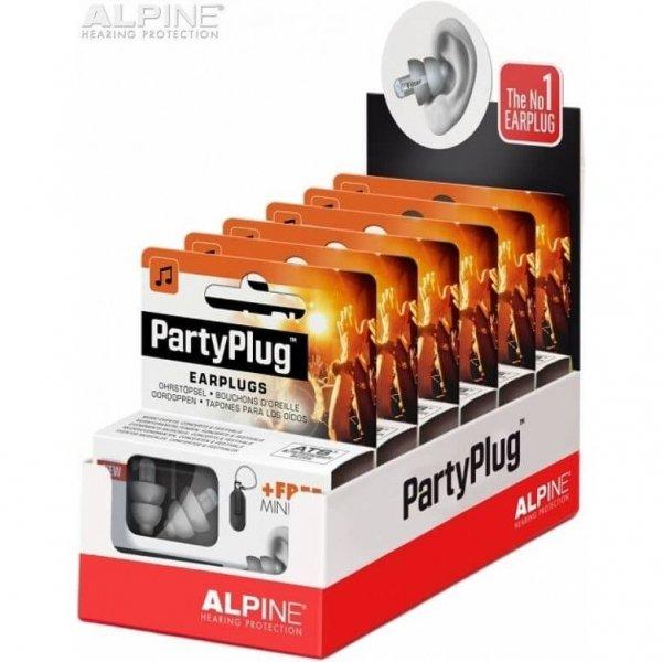 PartyPlug Oordopjes-PartyPlug display