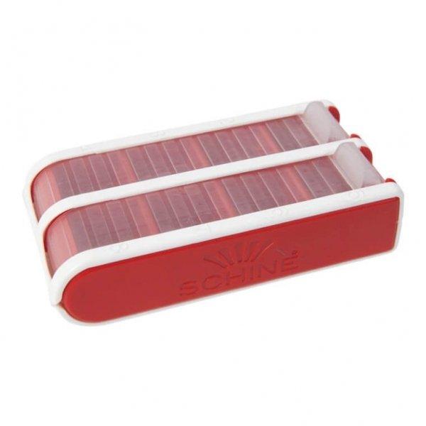 Pill Box-Rood