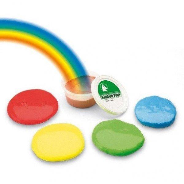 Rainbow Putty (soft)-454 gr
