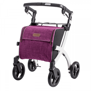 Rollz Flex met knijprem - Bright Purple