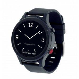 SmartWatcher alarmhorloge - Essence zwart