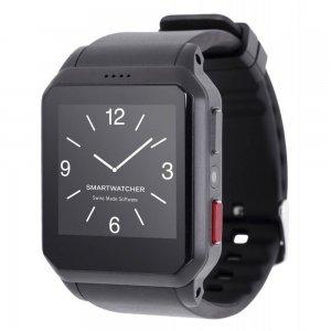 SmartWatcher alarmhorloge - Motion zwart