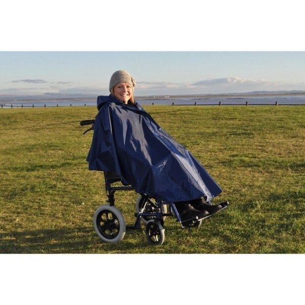 Splash Wheely Poncho -Ongevoerd