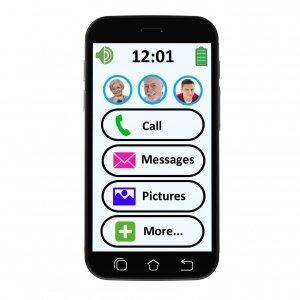 Swissvoice C50S Smartphone met Basisstation
