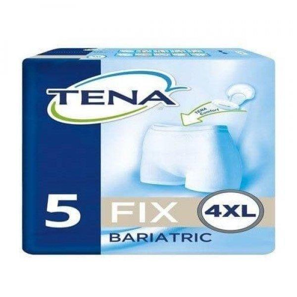 TENA Bariatric Fix 4XL - 5 Stuks