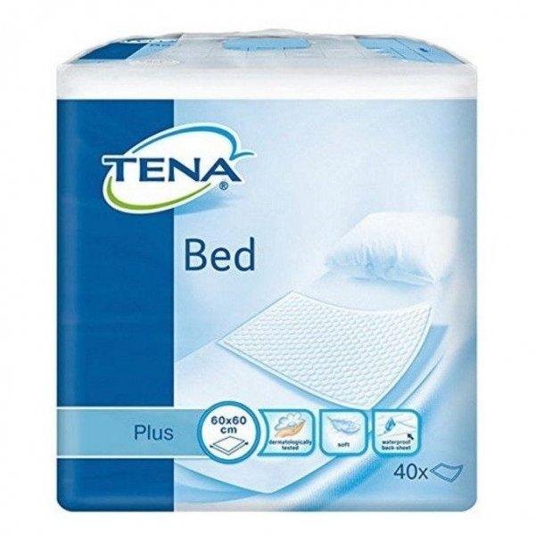 TENA Bed Plus Onderlegger 60 x 60 cm - 40 Stuks