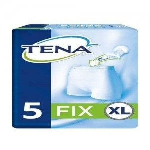TENA Fix Premium Stretchbroekje - XL - 5 Stuks