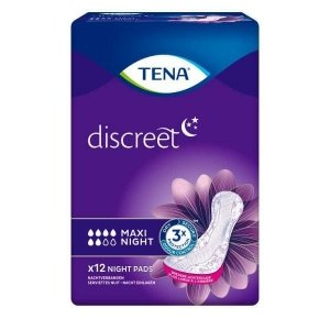 TENA Lady Discreet Maxi Night - 12 Stuks