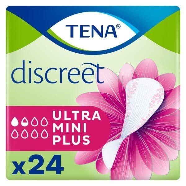 TENA Lady Discreet Ultra Mini Plus - 24 Stuks