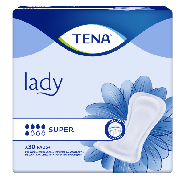 TENA Lady Super - 30 Stuks