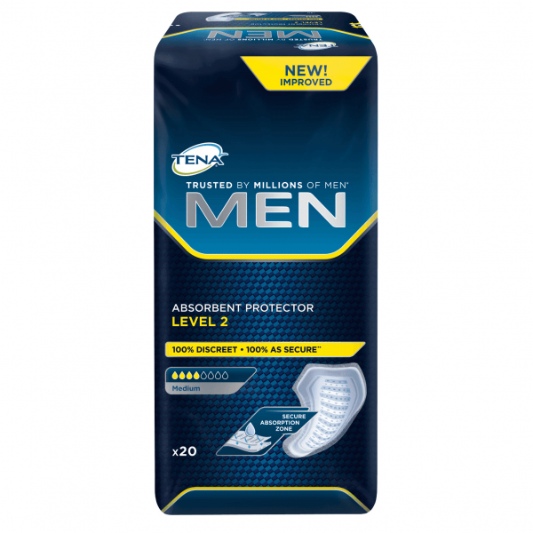 TENA Men Level 2 - 20 Stuks