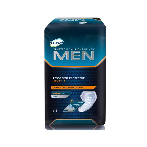 TENA Men Level 3 - 16 Stuks