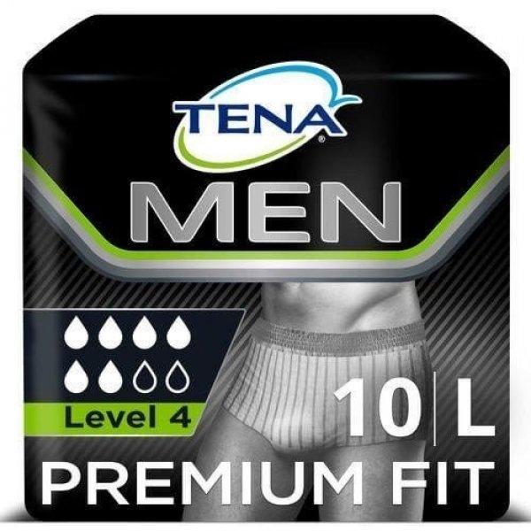 TENA Men Premium Fit Level 4 - L - 10 stuks