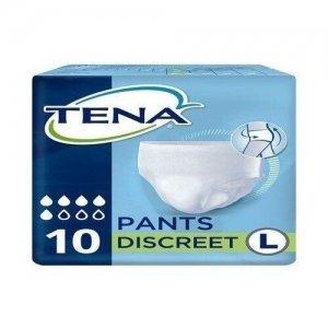 TENA Pants Discreet - L - 10 Stuks