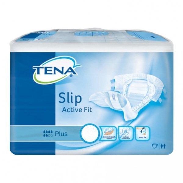 TENA Slip Active Fit Plus - XS - 30 Stuks