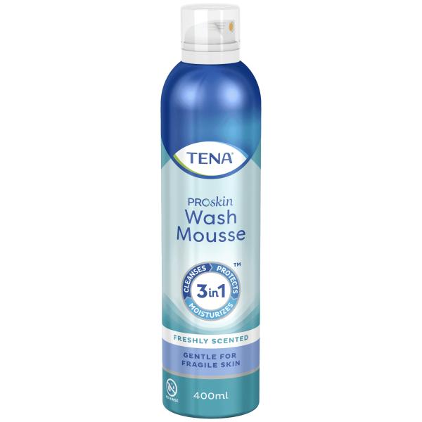 TENA Wash Mousse