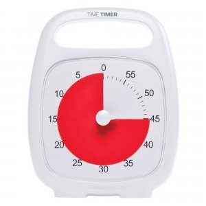 Time Timer PLUS -Zwart