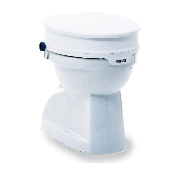 Toiletverhoger Aquatec 90-met Deksel