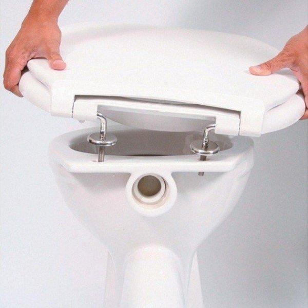 Toiletzitting Big John XXL