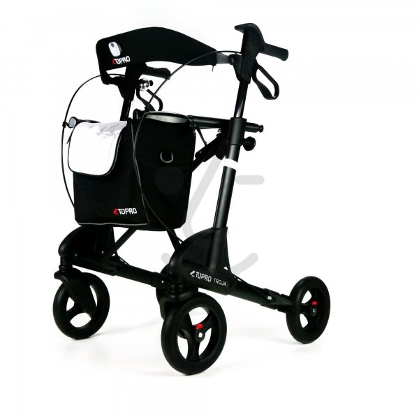 Topro Troja 2G Matzwart - Limited Edition