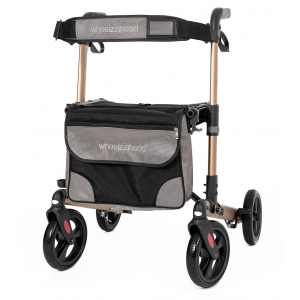 Track Rollator Champagne
