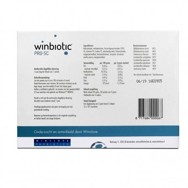 Winclove Winbiotic Pro SC
