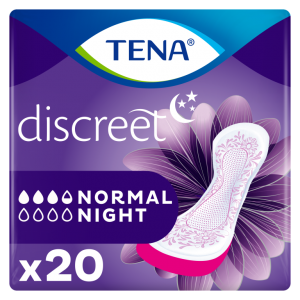 TENA Discreet Normal Night - 20 stuks