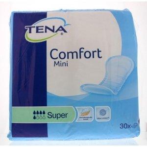 Tena Comfort Mini Super - 30 stuks
