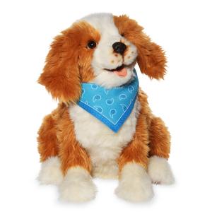Interactieve Robot Hond voor Dementie - Gevlekt